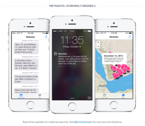 Metadata+ was recently pulled from the Apple Store